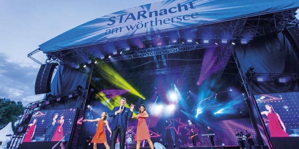 STARnacht am Wörthersee 2019