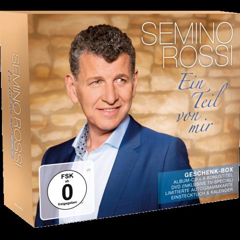 Semino Rossi - Ein Teil von mir - Geschenk-Box_3D
